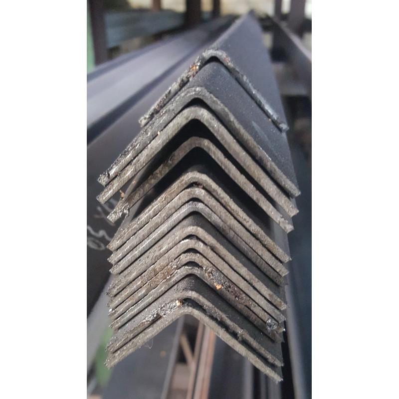 corni re ailes egales acier profil froid 50x50x3 mm la d coupe. Black Bedroom Furniture Sets. Home Design Ideas