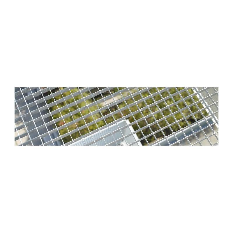 grille caillebotis acier galvanis antid rapant 1500 x 1000 mm. Black Bedroom Furniture Sets. Home Design Ideas