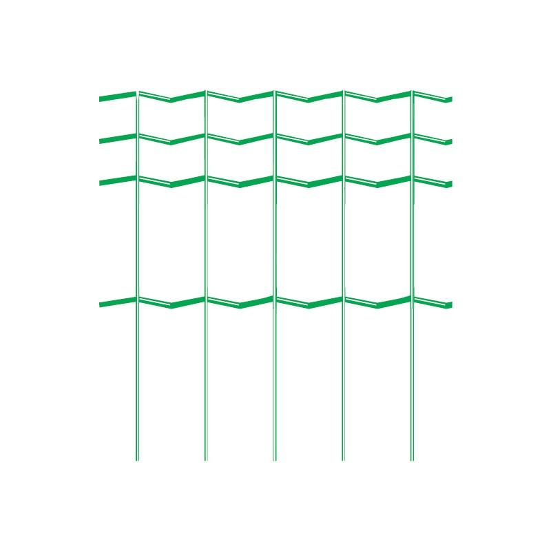 Grillage Clôture LUXOR 1M / 25M Vert