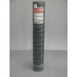 Palette de 12 rouleaux de Grillage Plastifié Vert LUXOR 2M / 25M