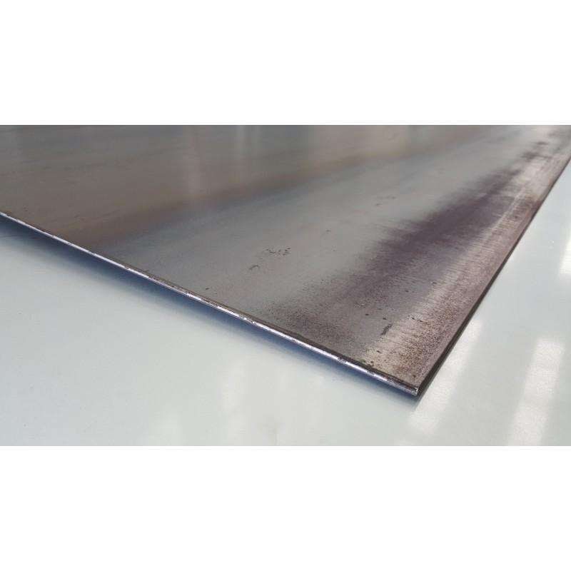 d coupe de t le epaisseur 3 mm acier lamin chaud qualit s235jr. Black Bedroom Furniture Sets. Home Design Ideas