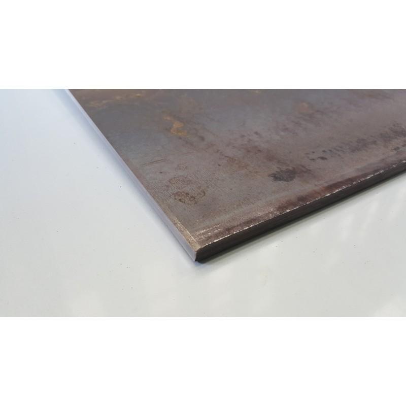 d coupe de t le epaisseur 8 mm acier lamin chaud qualit s235jr. Black Bedroom Furniture Sets. Home Design Ideas