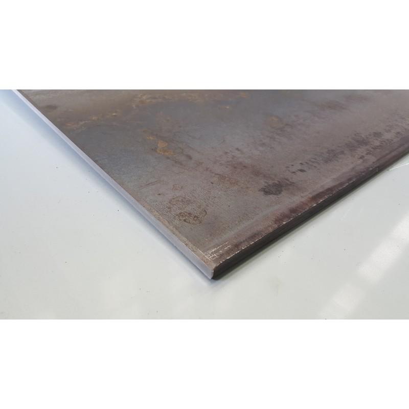 Tôle épaisseur 10 mm Acier laminé à chaud