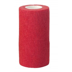 BANDAGE POUR ONGLONS VETlastic rouge