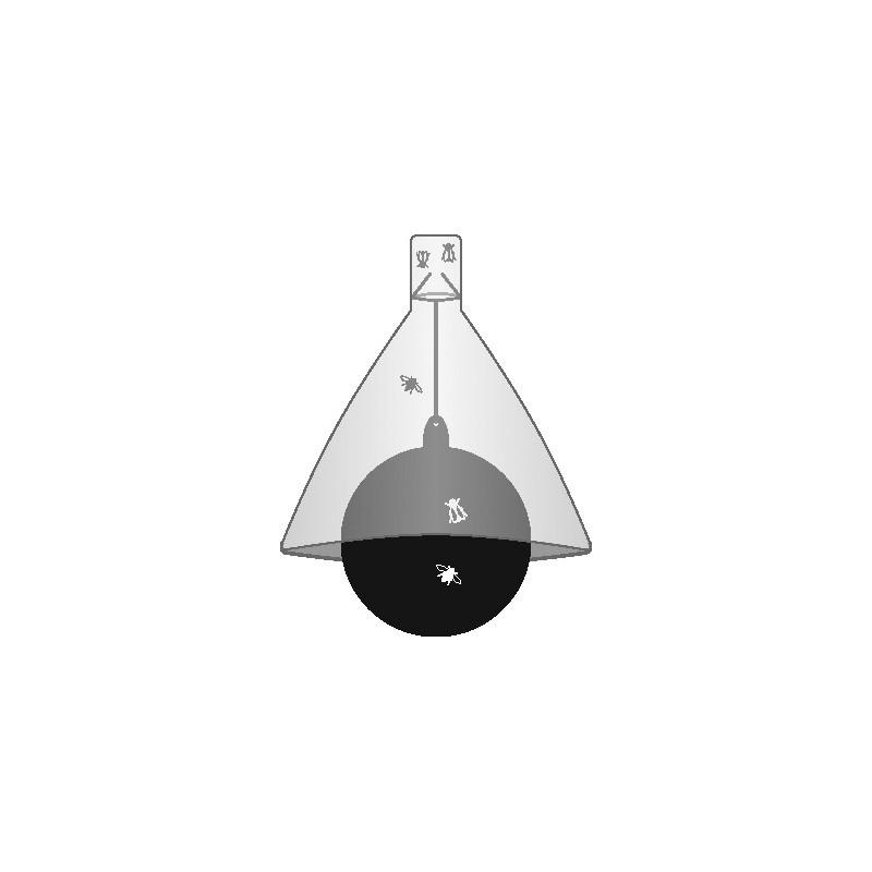 Piège à taons TaonX pour Traitement 10 000m² - KERBL