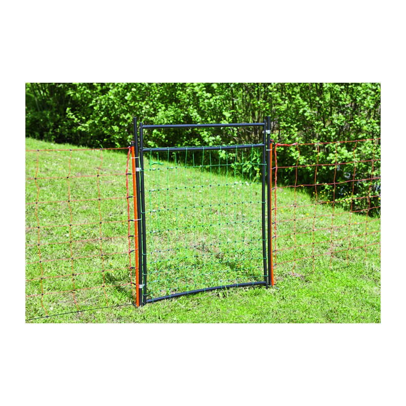 Porte pour Grillage électrifiable max 90 cm