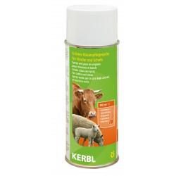 SPRAY de SOIN vert pour les Onglons des moutons et bovins 400 ml - KERBL