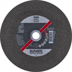 Disque Fin à tronçonner Acier 230 mm-1.9 A 46 S SG-ELASTIC/22,23 Droit - PFERD