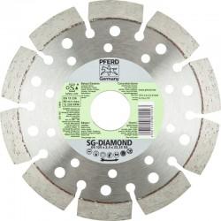 Disque à tronçonner DIAMANT 125 mm x 22,23 SG - PFERD