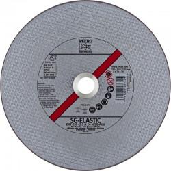 Disque à tronçonner ALU 230 mm-2.9 A 24 N SG-ALU/22,23 Droit - PFERD - PAR 25