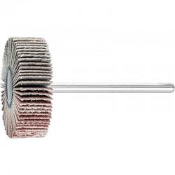Roue de ponçage à lamelle abrasive sur tige Diam. 30x10mm/3mm Grain 150 - PFERD