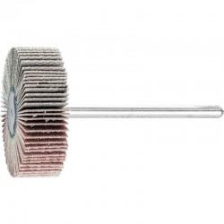 Roue de ponçage à lamelle abrasive sur tige Diam. 30x10mm/3mm Grain 320 - PFERD