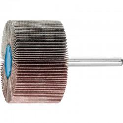 Roue de ponçage à lamelle abrasive sur tige Diam. 50x30mm/6mm Grain 150 - PFERD