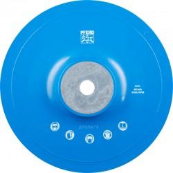 Plateau-Support GT pour disque fibre diamètre 180 MF/M14 - PFERD