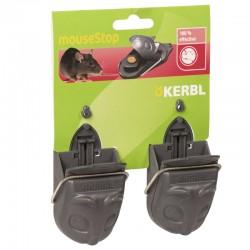 PIEGE a SOURIS MouseStop avec déclenchement puissant - KERBL - PAR 2