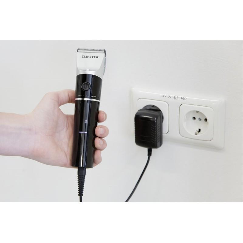 Tondeuse Clipster sur batterie de finition DELOX - KERBL