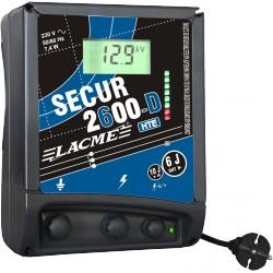 Electrificateur LACME SECUR 2600 D HTE
