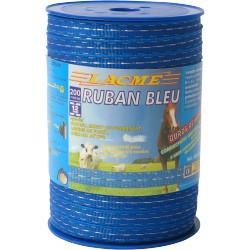 RUBAN BLEU 12 mm - 200 m - LACME