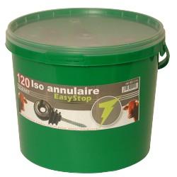 Isolateur ANNULAIRE ECO - Seau de 120 - LACME