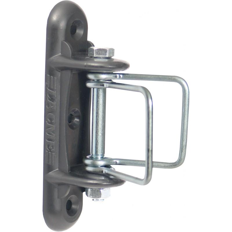 Isolateurs angles/barrières LACME -   IRUANGLE pour clôture électrique