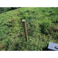 Fil Clôture SECUR SIMON GALVANISE 3,4mm - 5Kg/70 M