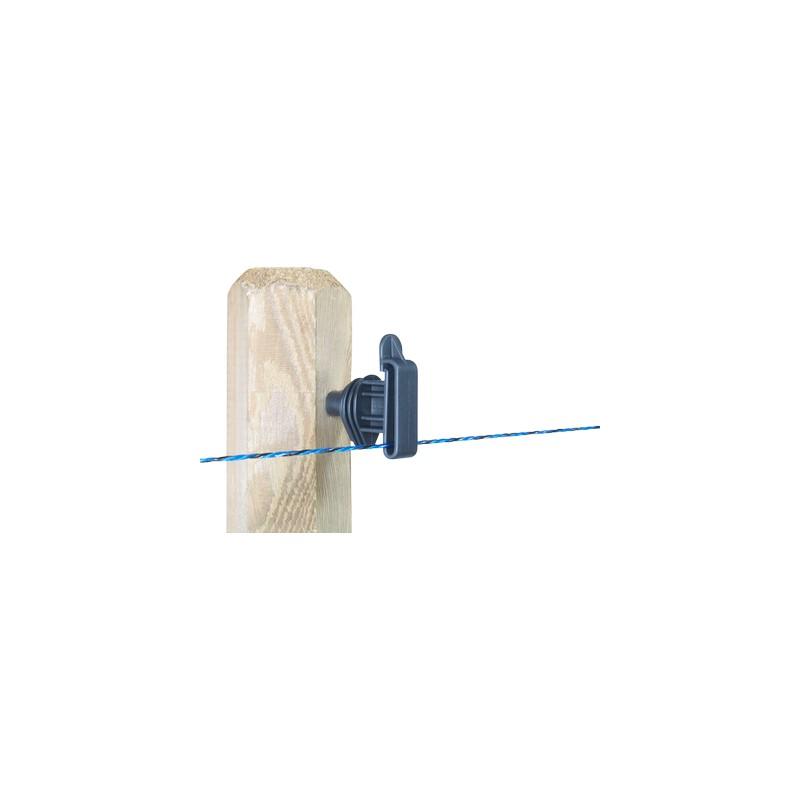 Isolateurs poteaux bois LACME -  IRUVIS-HPX 100 pour clôture électrique