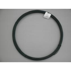 Fil de Tension Plastifié Vert 3,8 mm - 100M