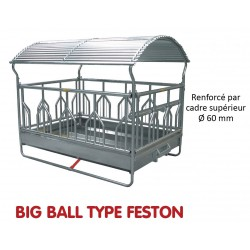 RATELIER BIG BALL TYPE FESTON - JOURDAIN
