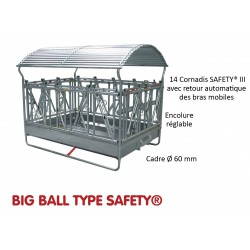RATELIER BIG BALL TYPE SAFETY - JOURDAIN
