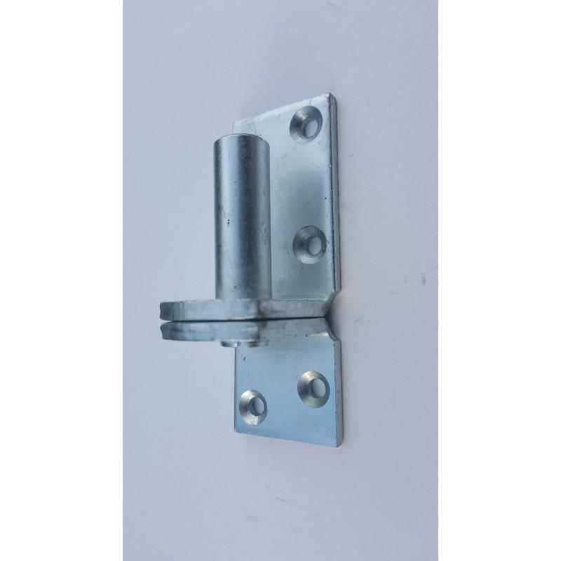Pivot galvanis mm pour penture lourde de portes et volets - Charniere pour porte lourde ...