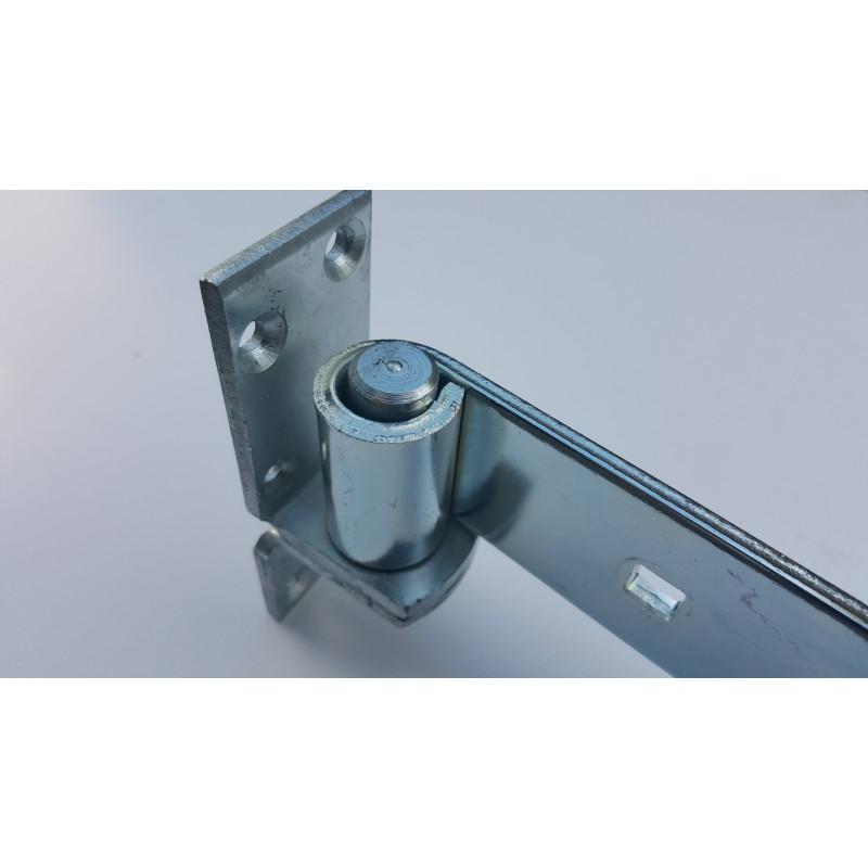 pivot galvanis mm pour penture lourde de portes et volets. Black Bedroom Furniture Sets. Home Design Ideas