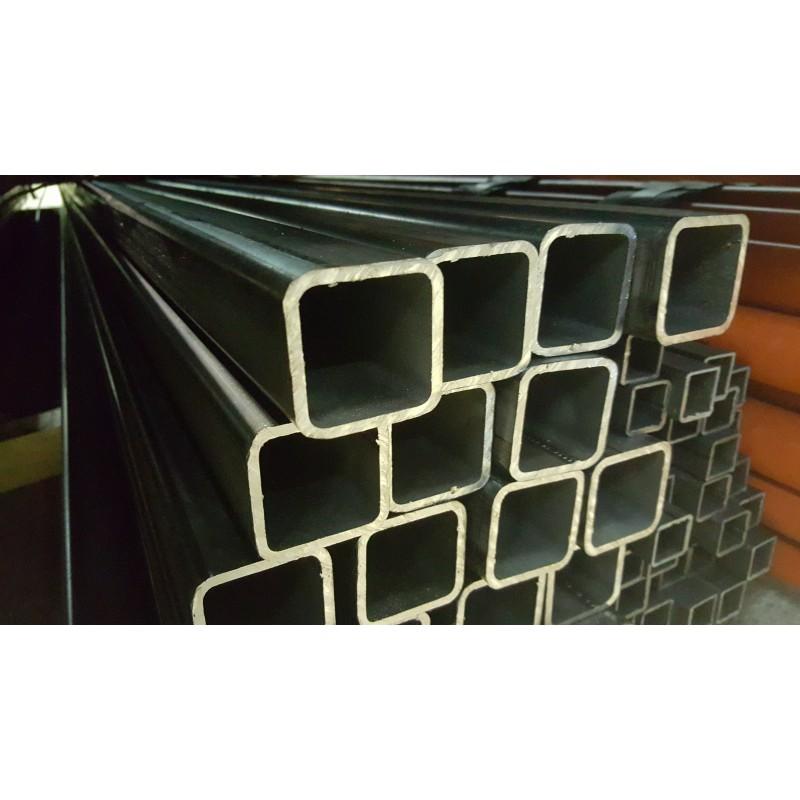tube carr acier 120x120x4 mm s235jr form froid la. Black Bedroom Furniture Sets. Home Design Ideas