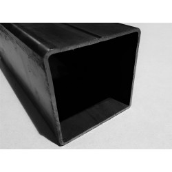 Tube acier carré  140 mm x 140 mm x 4 mm