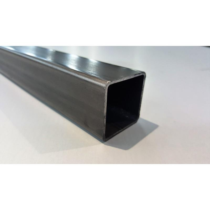 tube carr acier 150x150x5 mm s235jr form froid la d coupe. Black Bedroom Furniture Sets. Home Design Ideas