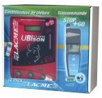 Electrificateur LACME UBISON 15000 + Télécommande Stop & Go