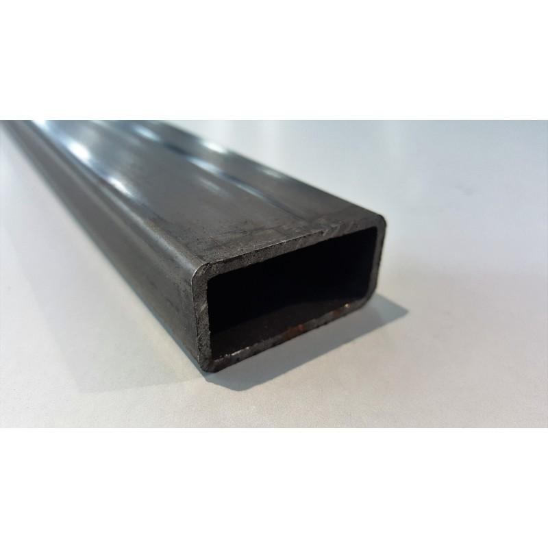 Tube rectangulaire acier 50x30x2 mm qualit s235jr la - Tube acier rectangulaire ...