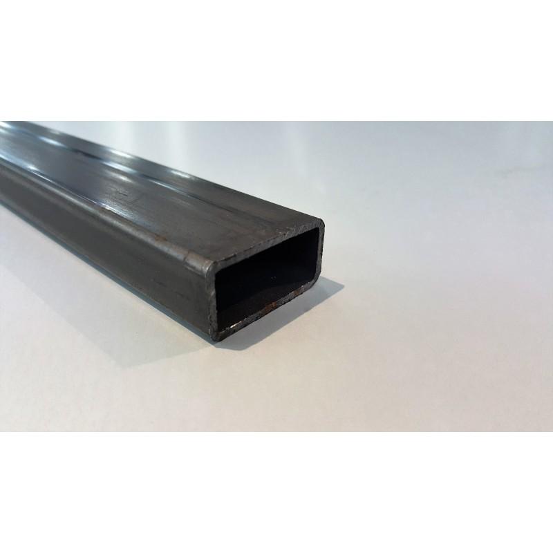 Tube rectangulaire acier 160x80x5 mm qualit s235jr la d coupe - Tube acier rectangulaire ...