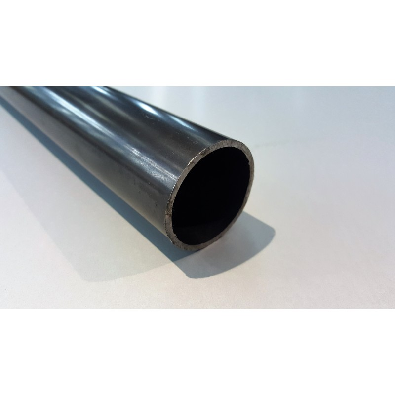 tube rond acier soud noir construction 26 9 x 2 35 mm. Black Bedroom Furniture Sets. Home Design Ideas