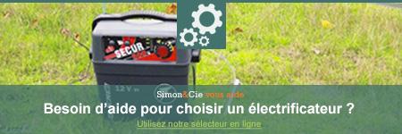 aide pour choisir un électrificateur de clôture en ligne