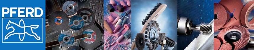 Outils PFERD - Usinage des Surfaces et Tronçonnage des Aciers
